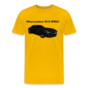 Mercedes SLS AMG - Men's Premium T-Shirt