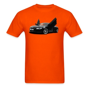 Audi R8 GT Lambo Doors - Men's T-Shirt