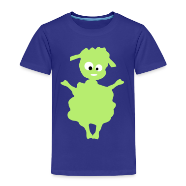 Cute little lamb Toddler T-Shirt