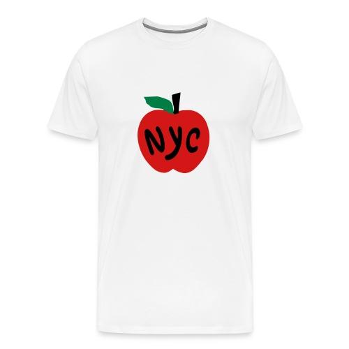 The Big Apple - Men's Premium T-Shirt
