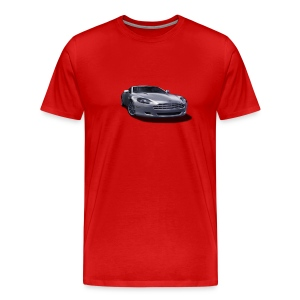 Aston Martin DB9 - Men's Premium T-Shirt
