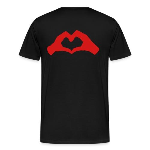 Love Knows No Boundaries - Men's Premium T-Shirt