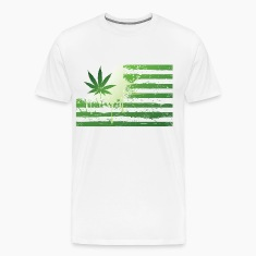 Weed Flag T-Shirts