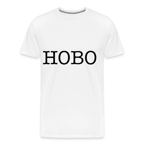 Hobo - Men's Premium T-Shirt