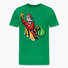 Super Santa Claus T-Shirts