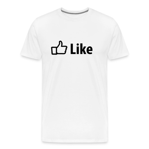 DV Like  - Men's Premium T-Shirt