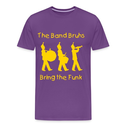 Omega Band Bruhs shirt - Men's Premium T-Shirt