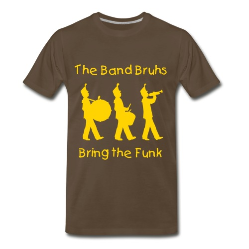 Iota Band Bruhs shirt - Men's Premium T-Shirt