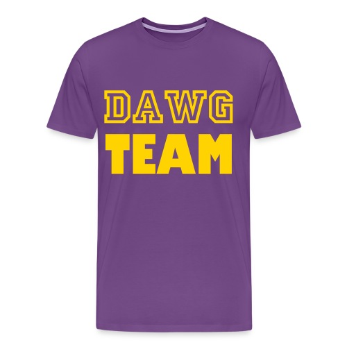 Dawg Team - Men's Premium T-Shirt