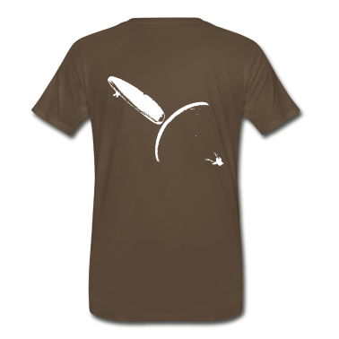 Paragliding Synchro - Spiral T-Shirts