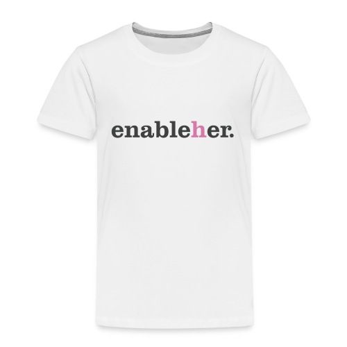 enableher for kids - Toddler Premium T-Shirt