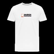 T-Shirts ~ Men's Premium T-Shirt ~ Mobile Nations T-shirt