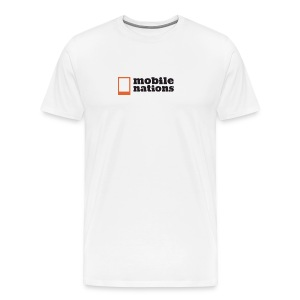 Mobile Nations T-shirt - Men's Premium T-Shirt