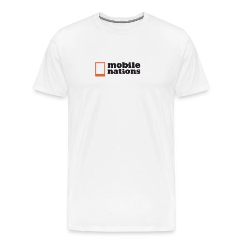 Mobile Nations T-shirt - Men's Premium T-Shirt