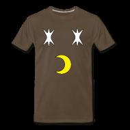 T-Shirts ~ Men's Premium T-Shirt ~ Kamala The Ugandan Giant