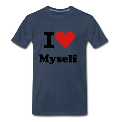 I Heart Myself - Men's Premium T-Shirt