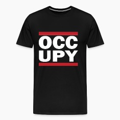 OCCUPY RUN DMC STYLE T-Shirts