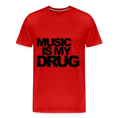 Passionate Music - Men's Premium T-Shirt