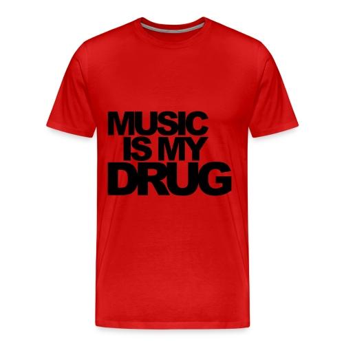 Passionate Music - Men's Premium T-Shirt