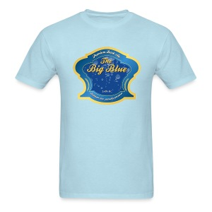 The Big Blue - Men's T-Shirt