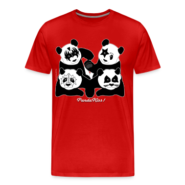 PANDA KISS! T-Shirts