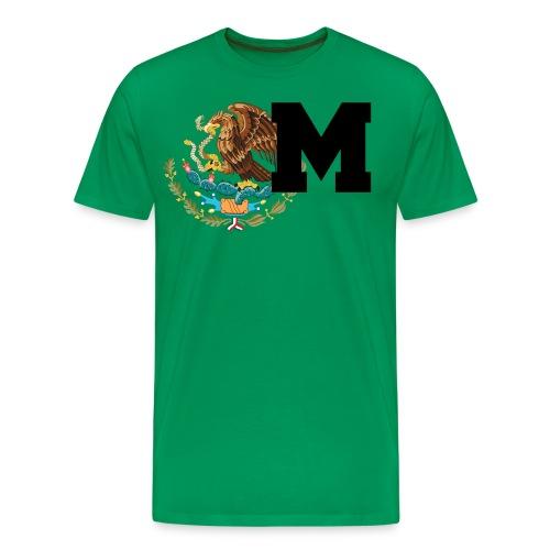 M MExico - Men's Premium T-Shirt