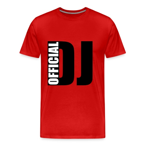 Dj Douggie Fresh tee - Men's Premium T-Shirt