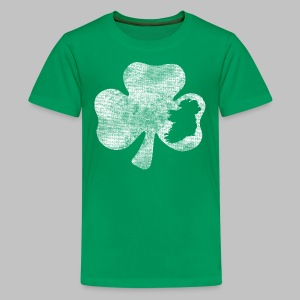 Ireland Shamrock - Kids' Premium T-Shirt