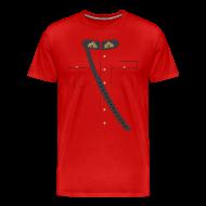 T-Shirts ~ Men's Premium T-Shirt ~ The Mountie - WWF