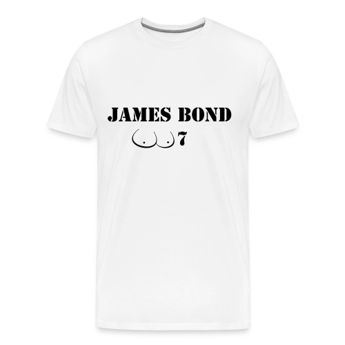 James Bond - Men's Premium T-Shirt
