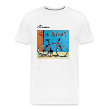 Cycling T Shirt - Got Bike ?