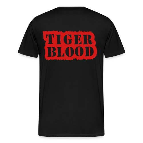 Tiger Blood - Men's Premium T-Shirt