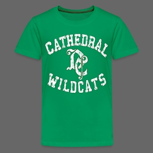 Detroit Cathedral - Kids' Premium T-Shirt