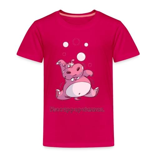 Baby Hiccuppopotamus - Toddler Premium T-Shirt