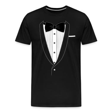 Fake Tuxedo Shirt Classic