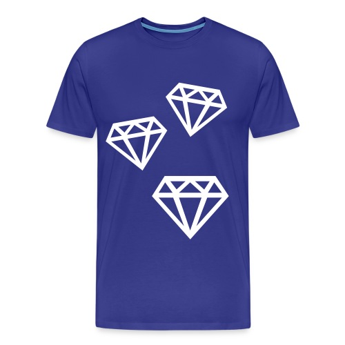 Infinite Swag I.S. (Diamonds Are Forever) - Men's Premium T-Shirt