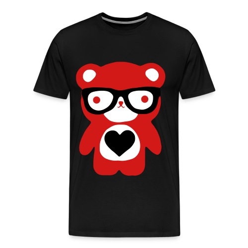 Infinite Swag I.S. (Beary Cool) - Men's Premium T-Shirt