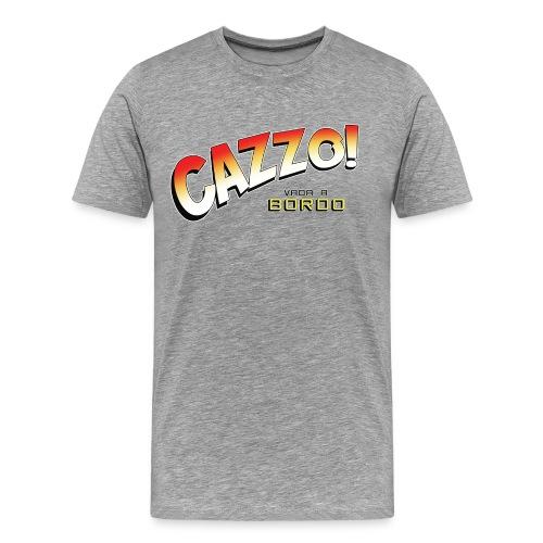 Vada A Bordo Cazzo Dr. Jones! - Men's Premium T-Shirt