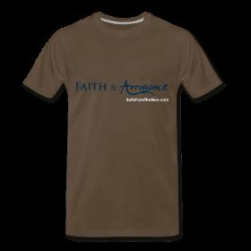Faith and Arrogance ~ 1850