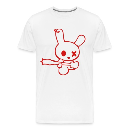 Crazy Bunny - Men's Premium T-Shirt