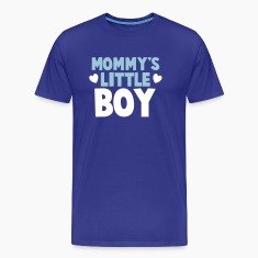 MOMMY's LITTLE bOY T-Shirts