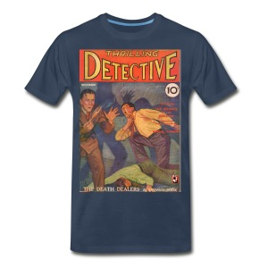 3/4XL Thrilling Detective first Issue Nov. 1931 - Men's Premium T-Shirt