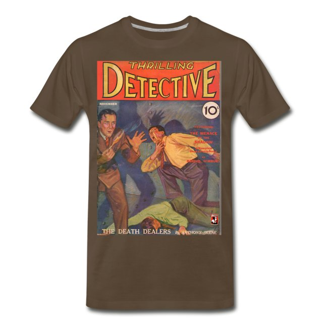 3/4XL Thrilling Detective first Issue Nov. 1931