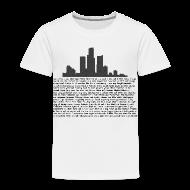 Baby & Toddler Shirts ~ Toddler Premium T-Shirt ~ I am Detroit