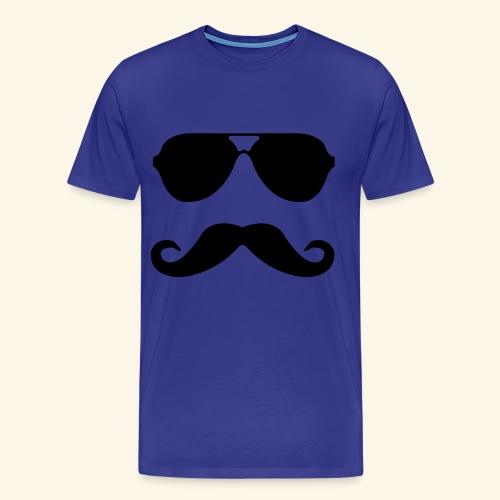 MUSTACHE PARTY - Men's Premium T-Shirt