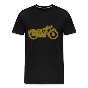 Panther Model 100 - Men's Premium T-Shirt