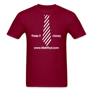 Keep it classy unisex tee - Men's T-Shirt