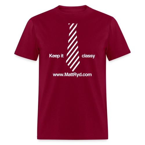 Keep it classy unisex tee - Men's T-Shirt