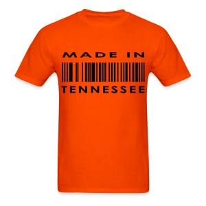 Made In Tennessee men - Men's T-Shirt