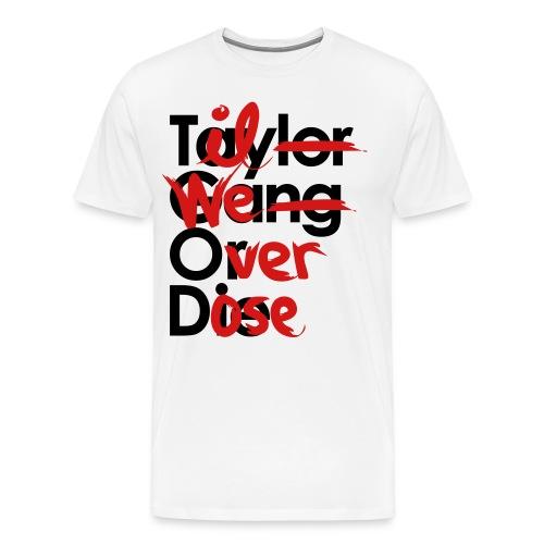 Til We Overdose/Taylor Gang or Die - Men's Premium T-Shirt